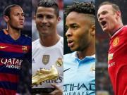Bóng đá - Neymar, Sterling, Ronaldo & Rooney trong đêm lịch sử