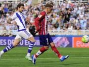 Bóng đá - Sociedad – Atletico: Bay vào top 4