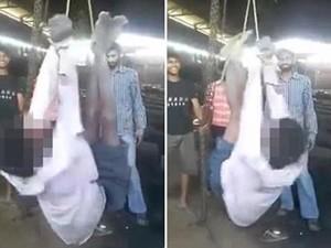 Tin tức trong ngày - Ấn Độ: Công nhân bị chủ đánh chết vì nghi ăn cắp