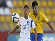 """Bóng đá - """"Messi xứ Hàn"""" gây chấn động ở giải thế giới"""