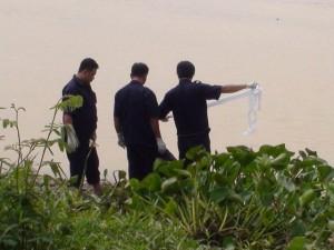 Tin tức trong ngày - Phát hiện thi thể nam thanh niên nổi trên sông Đồng Nai