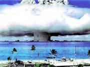 Du lịch - Khám phá hòn đảo nguy hiểm mang tên Bikini