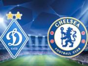 Bóng đá - Dynamo Kyiv – Chelsea: Tìm lại vị thế đã mất