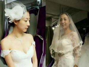 """Phim - """"Vợ hờ"""" Thành Long xúc động khi lần đầu mặc váy cô dâu"""