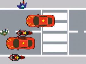 Tin tức trong ngày - Clip: So sánh giao thông Việt Nam & Mỹ (P.3)