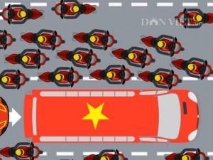 Tin tức trong ngày - Clip: So sánh giao thông Việt Nam & Mỹ (P.2)