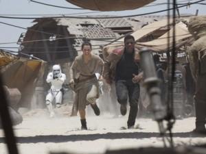 """Phim - Siêu phẩm """"Star Wars"""" hé lộ những nhân vật đầu tiên"""