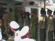 Video An ninh - Bị côn đồ mai phục, 2 chiến sĩ công an thương vong