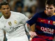 Bóng đá - Messi thua CR7 giá trị thương hiệu, nhưng sẽ thắng QBV