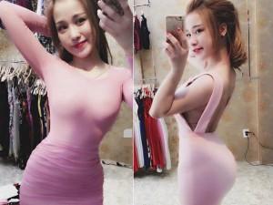 """Bạn trẻ - Cuộc sống - Cô gái Hà thành được mệnh danh """"hot girl siêu vòng 3"""""""