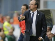 """Bóng đá - Real bảo toàn ngôi đầu, Benitez vẫn """"cay cú"""""""