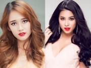 Làm đẹp - Trang điểm nồng nàn, nổi bật như hoa hậu Phạm Hương