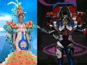 Thời trang - 11 bộ đồ kỳ cục nhất các cuộc thi hoa hậu lớn