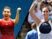 Thể thao - WTA Finals ngày 1: Halep khởi đầu ấn tượng