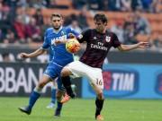 Bóng đá - Milan - Sassuolo: Bộ mặt nhạt nhòa