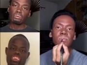 """Bạn trẻ - Cuộc sống - Clip: Tài năng """"biến hóa"""" không tưởng của chàng da màu"""