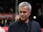 Bóng đá Ngoại hạng Anh - Chelsea dừng bước, Mourinho trút giận lên báo giới