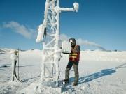 Thế giới - Ảnh: Cuộc sống trong mỏ vàng lạnh giá nhất thế giới