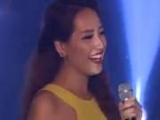 Ca nhạc - MTV - Bất ngờ với màn khoe giọng hát của 3 hoa hậu, á hậu Việt