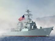"""Thế giới - Mỹ điều tàu chiến tới biển Đông: Báo TQ kêu gọi """"bình tĩnh"""""""