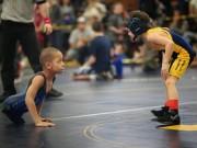 """Thể thao - Nghị lực tuyệt vời của """"võ sỹ giác đấu"""" cụt 2 chân"""