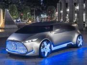 """Ô tô - Xe máy - Xe """"tự hành"""" Mercedes-Benz Vision Tokyo chính thức vén màn"""