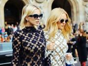 """Thời trang - Những bộ cánh """"ngắm là ghiền"""" trên phố Paris"""