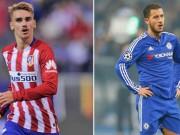 """Bóng đá - Chelsea: Bán Hazard, tậu """"sát thủ"""" từ Atletico"""