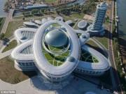 """Thế giới - Triều Tiên khánh thành tòa nhà """"hạt nhân"""" hiện đại"""