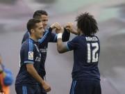 Bóng đá - Liga trước vòng 10: Real, Barca thiết lập trật tự