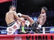 """Thể thao - Muay Thái: """"Đứa con của quỷ"""" hạ võ sĩ Trung Quốc"""