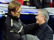Bóng đá - Klopp đấu Mourinho: Xin đừng là lần cuối