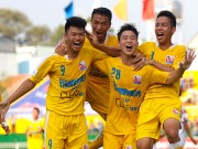Bóng đá - U21 Clear Men Cup: Quân bầu Hiển so tài An Giang ở CK