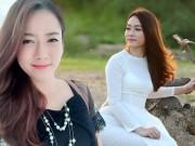Bạn trẻ - Cuộc sống - Hot girl Lào bị nhầm tưởng gái Việt khi mặc áo dài