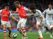 Bóng đá - Chi tiết Swansea - Arsenal: Vỡ trận (KT)
