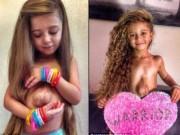 Phi thường - kỳ quặc - Bé gái 6 tuổi sống cùng trái tim ngoài lồng ngực