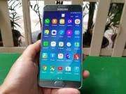 Thời trang Hi-tech - Trên tay Galaxy Note 5 màu bạc Titanium mạnh mẽ