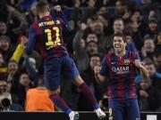 Bóng đá - Messi lỡ El Clasico: Đã đến thời của Neymar – Suarez