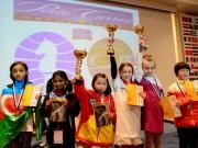 Thể thao - Tin thể thao HOT 6/11: Kỳ thủ Việt vô địch giải trẻ thế giới