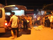 Tin tức trong ngày - Va chạm xe container, 3 người một nhà chết thảm