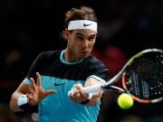 Thể thao - Nadal - Wawrinka: Trả giá vì sai lầm (TK Paris Masters)