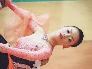 Bạn trẻ - Cuộc sống - Cô gái 16 tuổi giành HCB giải Vô địch dancesport châu Á