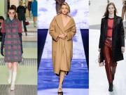 Thời trang - Áo khoác dài làm say lòng phái đẹp
