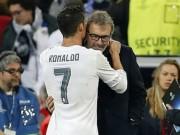 Bóng đá Tây Ban Nha - Ronaldo nói với HLV Blanc của PSG: 'Tôi thích làm việc cùng ông'