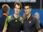 Thể thao - Chi tiết Djokovic – Murray: Không thể ngăn cản (KT)