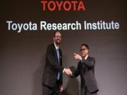 """Ô tô - Xe máy - Toyota đổ """"núi tiền"""" vào Mỹ phát triển trí tuệ nhân tạo"""