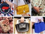 Thời trang - Mê mẩn những mẫu túi đồ hiệu cực chất