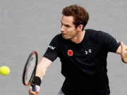 Thể thao - Murray cắt bóng ảo diệu đẹp nhất Paris Masters