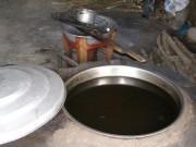 Thị trường - Tiêu dùng - Kinh hoàng công nghệ sản xuất cơm cháy chà bông