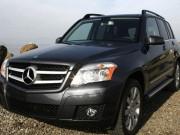 Ô tô - Xe máy - Mercedes-Benz GLK tự bung túi khí dù không đâm đụng
